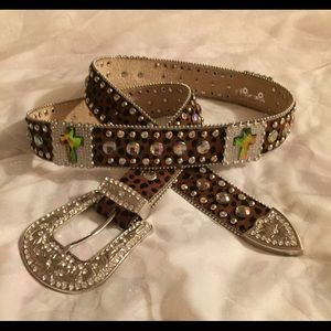 NWOT Genuine Leather Belt